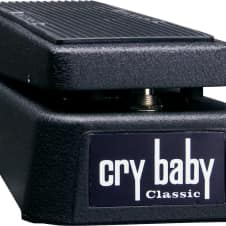 Dunlop Cry Baby Classic Black