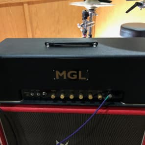 Germino Lead 55 Amplifier with Merren Transformers | Reverb
