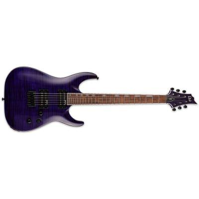 ESP LTD H-200, See Thru Purple for sale
