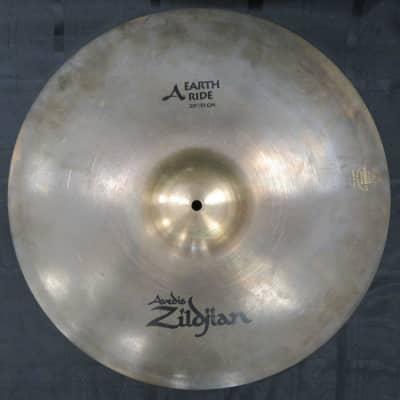 """Zildjian 20"""" A Earth Ride"""