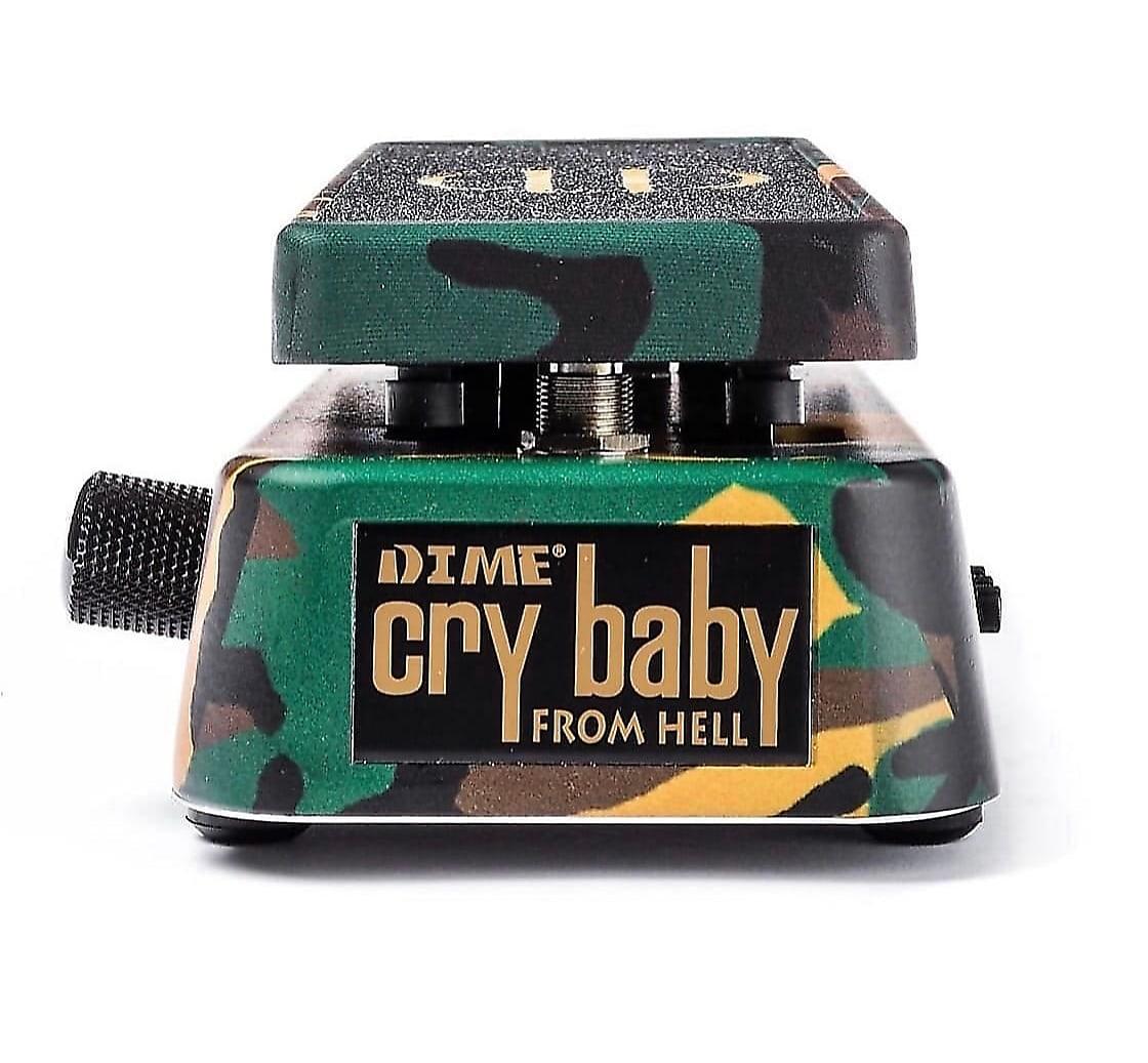 Dunlop DB01 Dimebag Signature Cry Baby Wah