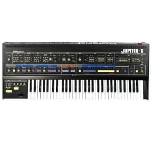 Roland Jupiter 6 61-Key Synthesizer