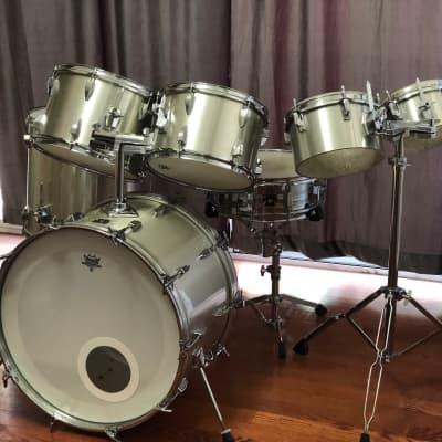 Tama Royalstar 7-Piece Drum Set With Bass Drum Gig Bag