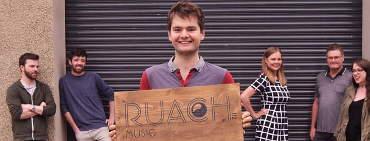 Shop Spotlight: Ruach Music in Northern Ireland