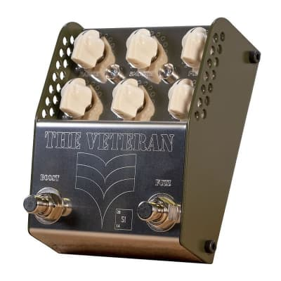 ThorpyFX Veteran SI Vintage Fuzz & Boost - V2 for sale