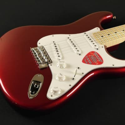 Fender American Special Stratocaster - Maple Fingerboard - Candy Apple Red 688 for sale