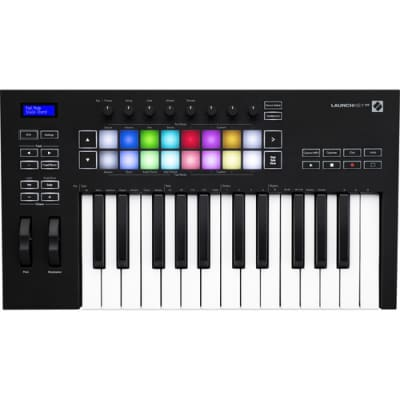 Novation Launchkey 25 [MK3] 25 Key MIDI Keyboard Controller (B-Stock)