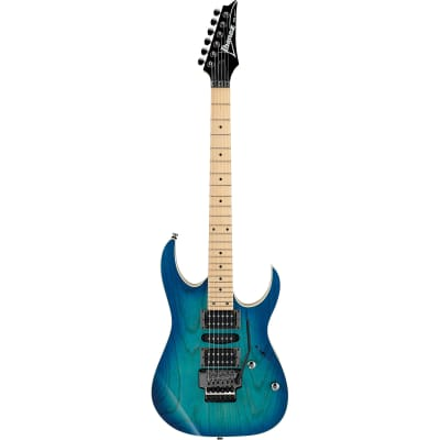 Ibanez RG470AHM-BMT RG Series Blue Moon Burst