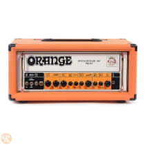 Orange Rockerverb 100 Head MK III 2010s Orange image
