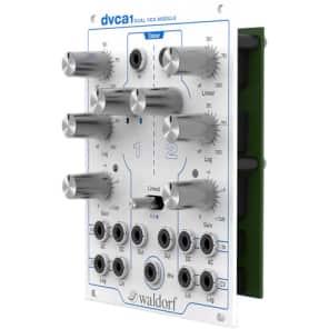 Waldorf dvca1 Dual-VCA Module for Eurorack