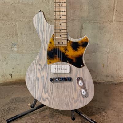 Malinoski Hornet Jr #406 Luthier Built Handmade p90 Single Pickup Rock Machine for sale