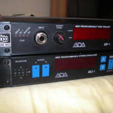 ADA MP-1 2.01 vers. 3TM Mod Ultra High Gain 220v Guitar Preamp 1990s MP2