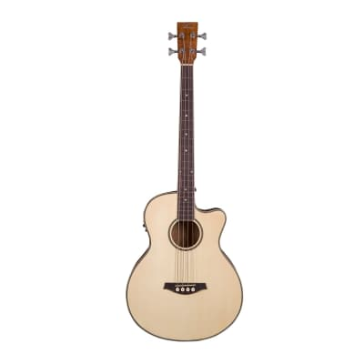 Artist ABJ60CEQ Electro-Acoustic Bass with Cutaway and EQ for sale