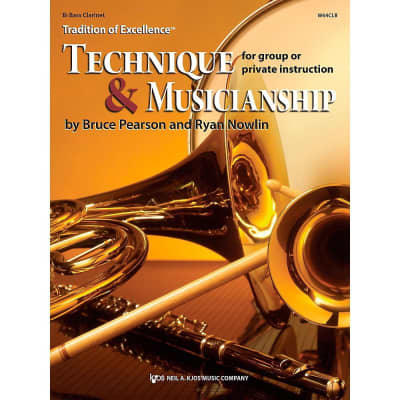Tradition of Excellence Technique and Musicianship, Bb Clarinet