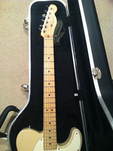 Fender Usa Highway 1 One Telecaster 2005 Honey Blonde W