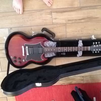 Gibson SG Special Faded 2006 Faded Cherry w/case