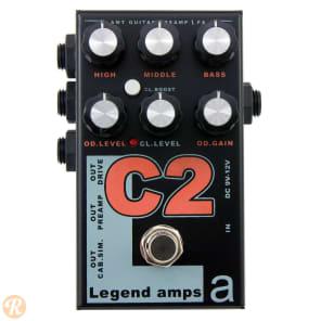 AMT Electronics Legend Amps II C2 Distortion