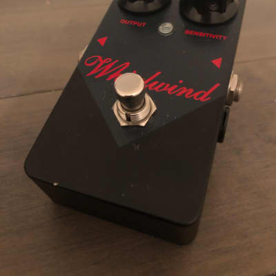 Whirlwind Rochester Series Red Compressor Black for sale