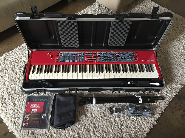 Nord Stage 2 Digital Piano Review | Lsp Multimedia