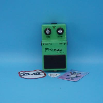 Boss PH-1 Phaser | Rare (1979) Long Dash/Silver Screw | Made in Japan | Fast Shipping!