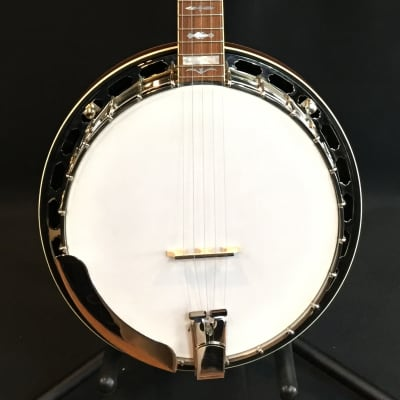 2020 Gold Star GF-100JD JD Crowe Bluegrass Album Banjo w/ Case for sale