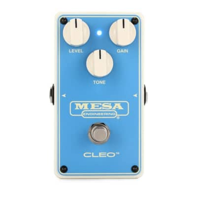 Mesa Boogie Cleo Transparent Overdrive