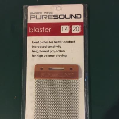 "Puresound Blaster 14/"" x 20 Strand Snare Wire B1420"