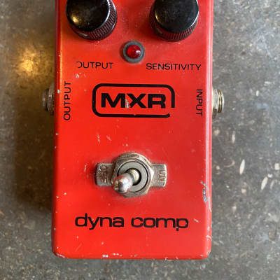 MXR dyna comp 1980