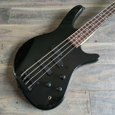 1995 Anboy (Fujigen Japan) Odyssey Series PJ Bass (Black) for sale