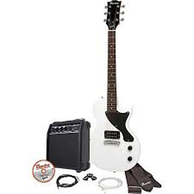maestro by gibson mesgwhch double cutaway electric guitar reverb. Black Bedroom Furniture Sets. Home Design Ideas