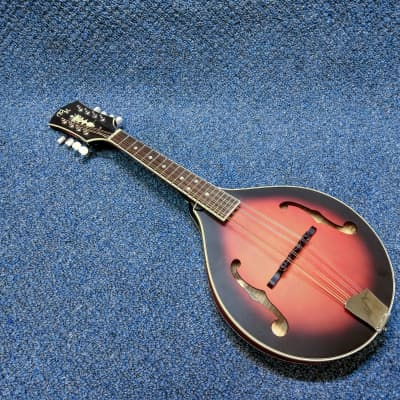 Michael Kelly MKASOLIDSTB A Style All Solid Mandolin Satin Burst for sale