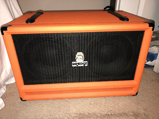 Orange Sp410 1200w Isobaric 4x10 Bass Cabinet Reverb