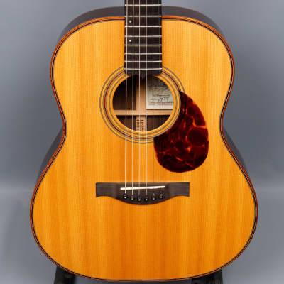 2006 Charlie Hoffman Concert Indian Rosewood / Sitka Spruce Acoustic Guitar for sale