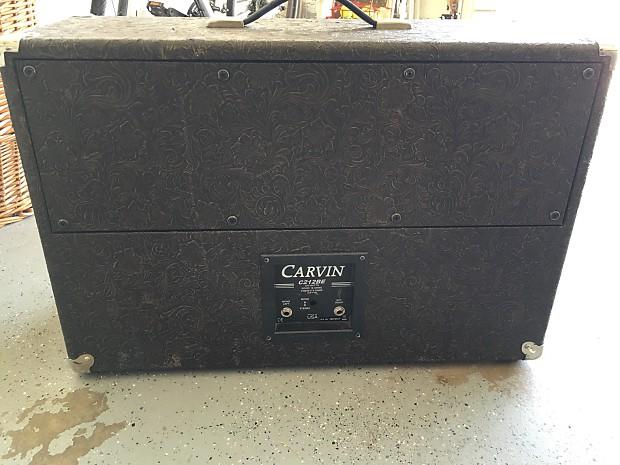 carvin legacy 3 2x12 cabinet reverb. Black Bedroom Furniture Sets. Home Design Ideas