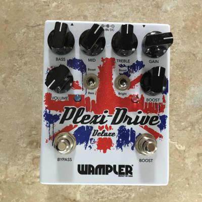 Wampler Plexi Drive Deluxe 2017 - Mint!