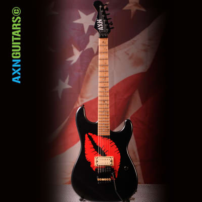AXN™ 2020 Model Two Period Correct Guitar for sale