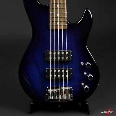 G&L L-2500 Blue Burst made in USA for sale