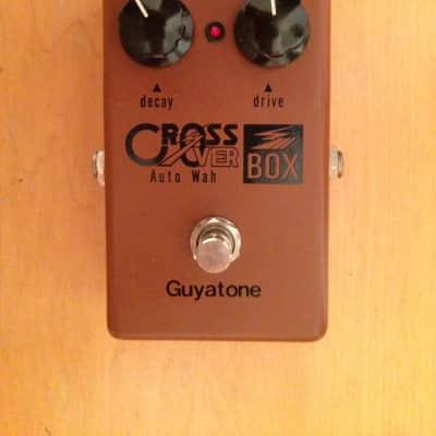 Guyatone Auto Wah Crossover Box PS-104 80's