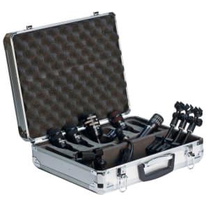 Audix DP5A 5 Piece Mic Pack