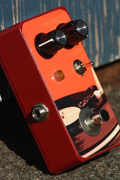 millipede fx overdrive distortion guitar pedal reverb. Black Bedroom Furniture Sets. Home Design Ideas