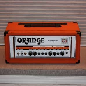 Orange Rockerverb 100 Head MK I