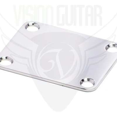 Callaham Stainless Steel Neck Plate - High Luster image