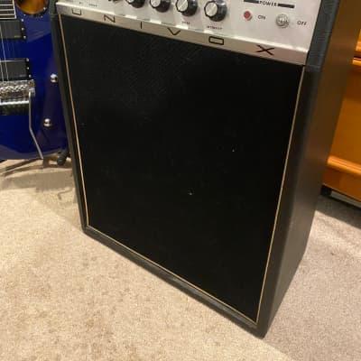 Univox Vintage U65RN Amplifier Black for sale
