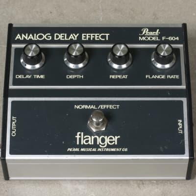 Pearl Model F-604 Flanger for sale