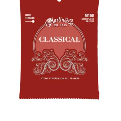 Martin M160 Classical Ball End Nylon Guitar Strings