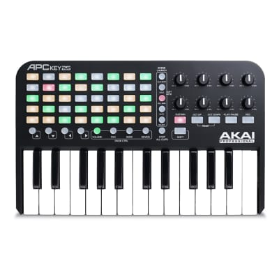Akai Professional APC Key 25 25-Key Controller Keyboard for Ableton Live