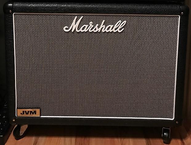 Marshall JVMC212 2x12 140W Extension Guitar Cabinet | Reverb
