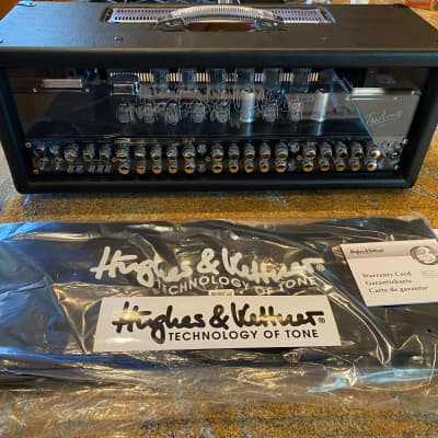 Hughes and Kettner Tri Amp Mark III 150W Dual 3 Channel Programmable Tube Head for sale