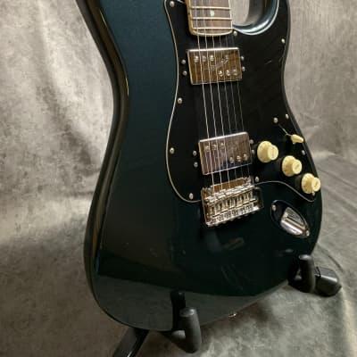 Fender Fender Classic Player HH Stratocaster with Fender Wide Range pickups 2014 Mercedes Blue for sale