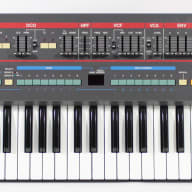 Roland Juno-106 Vintage Polyphonic Synthesizer Serviced